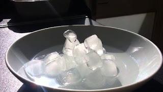 2. Ice cubes