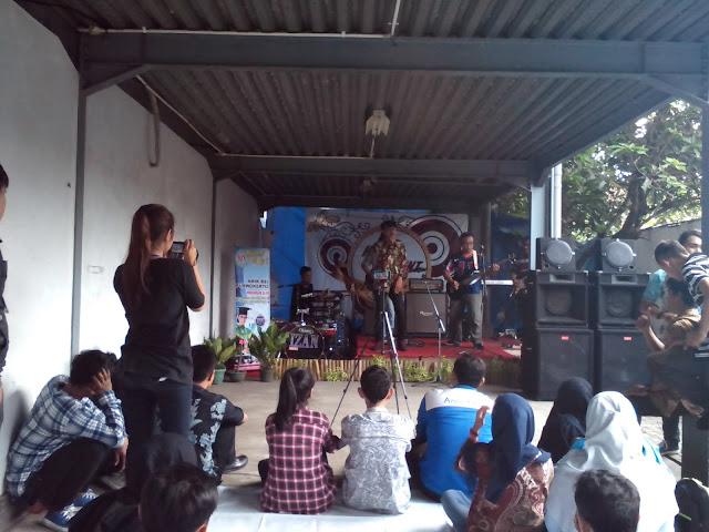 HIMMATI mengadakan PENSI untuk Mengekspresikan Bakat Mahasiswa