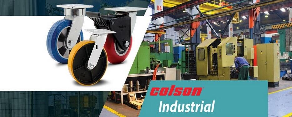 Bánh xe đẩy công nghiệp chịu lực Colson Caster Mỹ www.banhxedayhang.net slide4