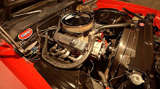 1970 Chevrolet Camaro Z28 LT-1 Engine 01