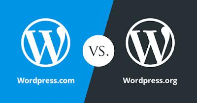 WordPress.Com এবং WordPress.Org এর মধ্যে পার্থক্য কি?