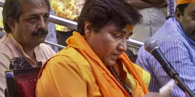प्रज्ञा ठाकुर की राजनीति खतरे में, मामला भाजपा अनुशासन समिति के पास | BHOPAL NEWS