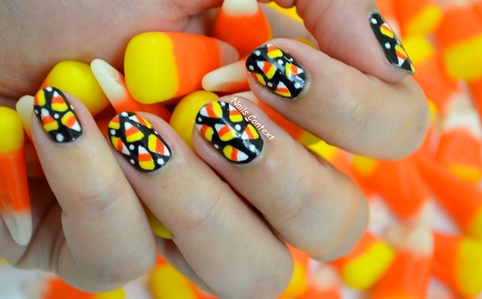 Nails context candy corn i did this design free hand using all zoya polishes purity darcy willa thandie you can see my previous candy corn nail art here prinsesfo Image collections