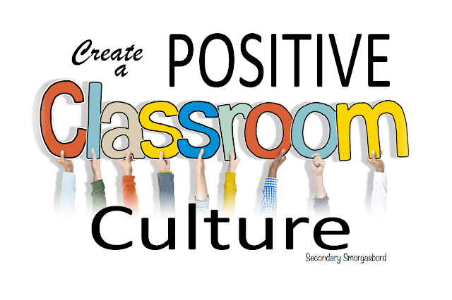 Creating a Positive Classroom Culture