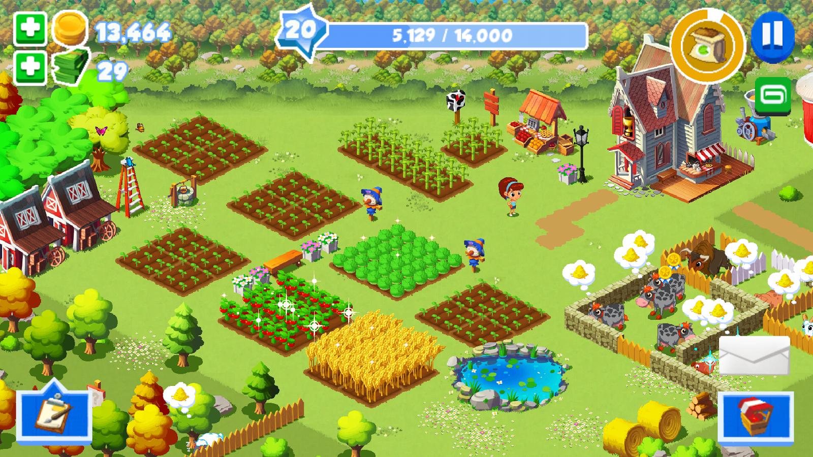 Green Farm 3: My Farm