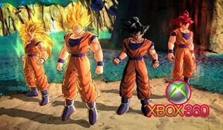 Jogo Dragon Ball Z Battle of Z XBOX 360 DBZ BOZ 2014