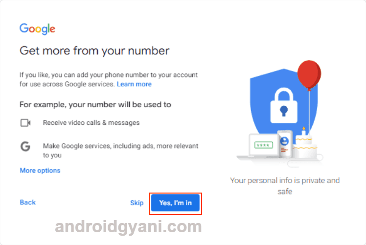 Google par account kaise banaye?