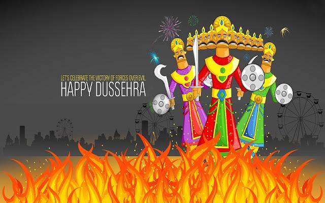 Happy Dussehra Quotes