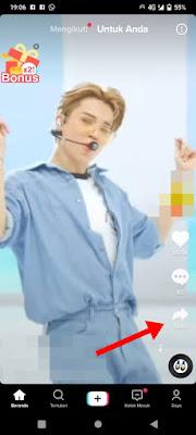 Cara Download Video Tiktok No Watermark