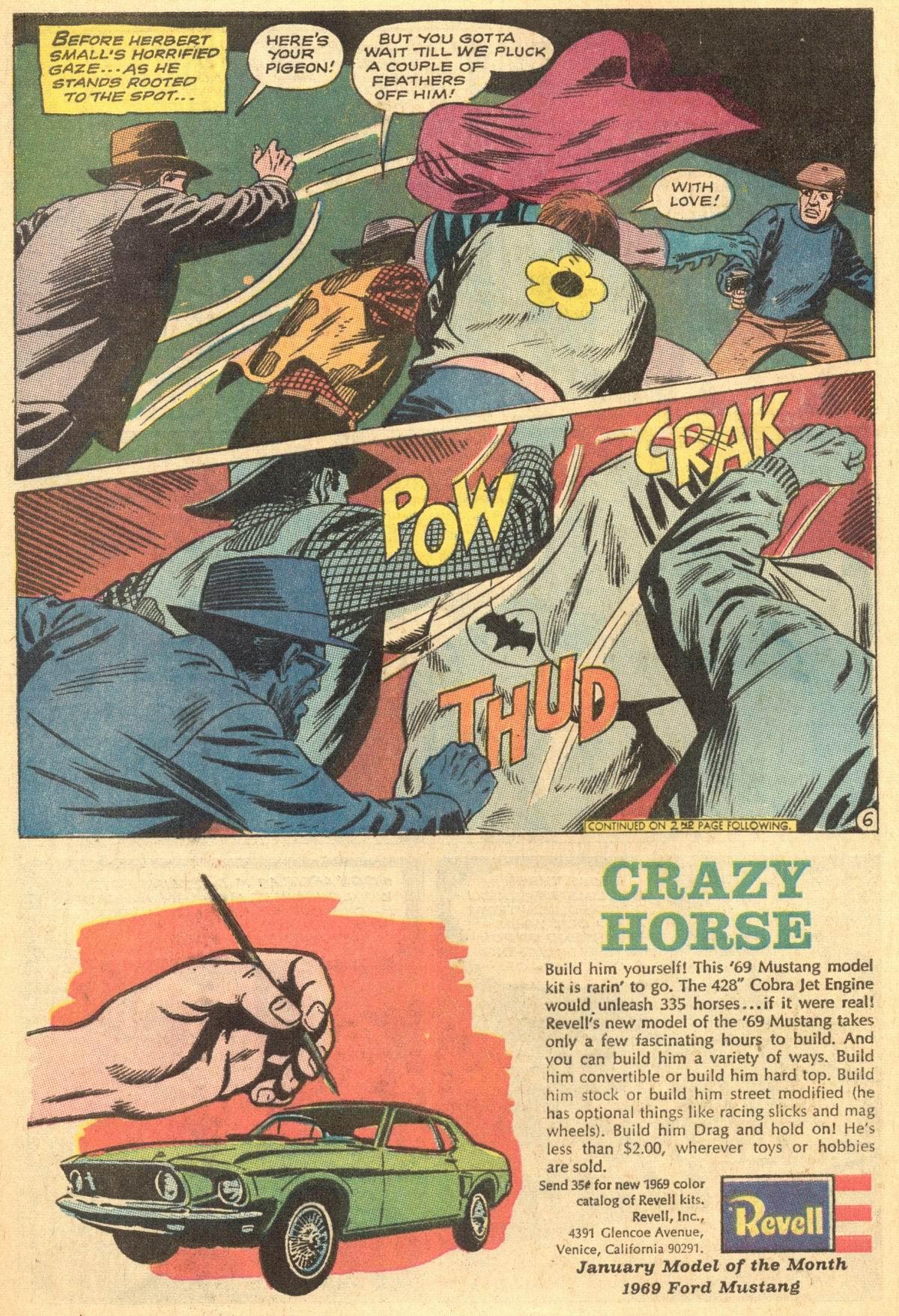 Detective Comics (1937) 385 Page 7