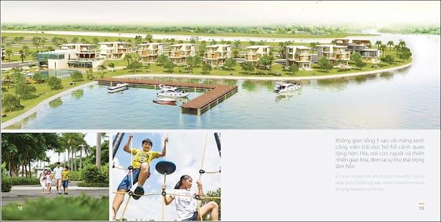 Tiện ích vượt trội tại dự án biệt thự Lucasta Villas Khang Điền Quận 9