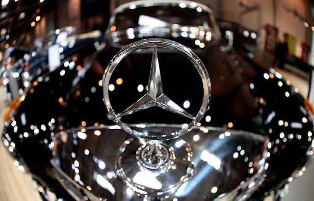 Mercedes-Benz — отзывает в России 24,763 тыс. своих автомобилей