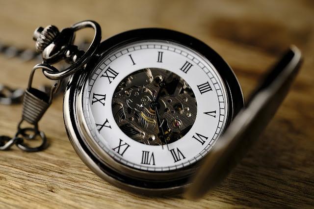el reloj del estrés