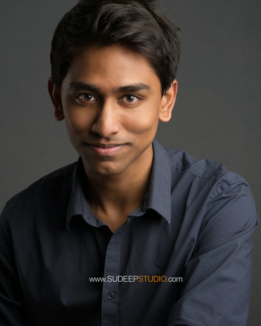 Professional Headshots for Actors Ann Arbor SudeepStudio.com