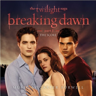 Twilight Breaking Dawn Score - Twilight 4 Breaking Dawn Film Score