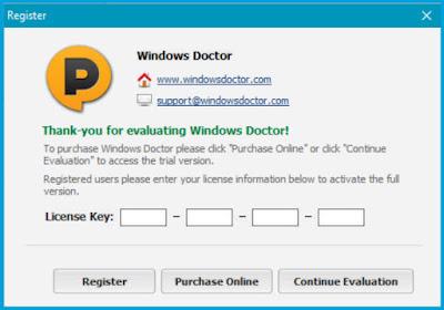 windows doctor 2.9 0.0