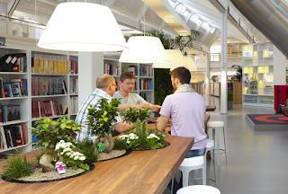 Green Pear Diaries, interiorismo, oficinas, LEGO, Billund, Dinamarca