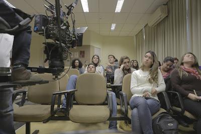 Imagens exclusivas de O CASEIRO, filme de terror nacional com Bruno Garcia