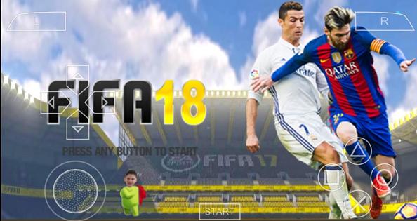 تحميل لعبة فيفا FIFA 18 لهواتف الاندرويد كاملة ومجانا