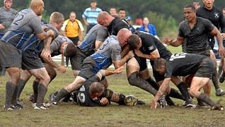 penjelasan dan peraturan olahraga rugby