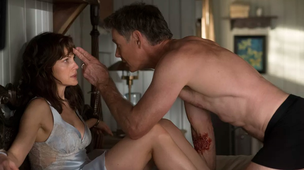 Netflix Gerald's Game Film Review 2017 Stephen King