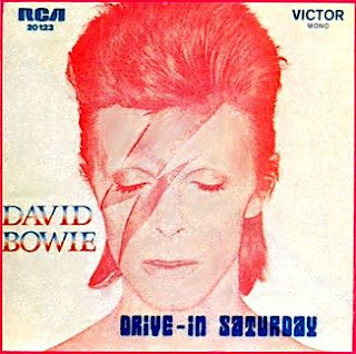 David Bowie, David Bowie Death, Drive-in Saturday