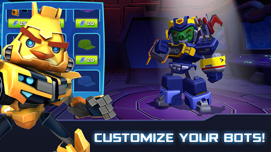Angry Birds Transformers Mod Apk Download