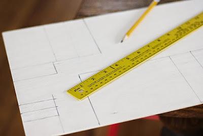 Utensilo für heimisches Büro zum Selbermachen - Schreibtischaccessoires in den Organizer statt auf dem Schreibtisch ordnen