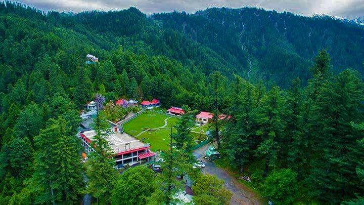 Pine Park Hotel Shogran Naran Kaghan Qxr Photography