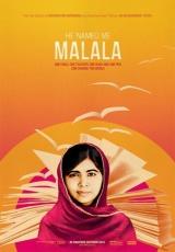 """Carátula del DVD: """"Él me llamó Malala"""""""