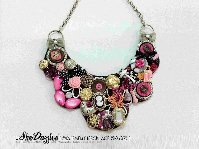 statement-bib-necklace-pink-fashion