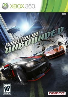 Ridge Racer Unbounded - Xbox 360 (Download Completo - Torrent)