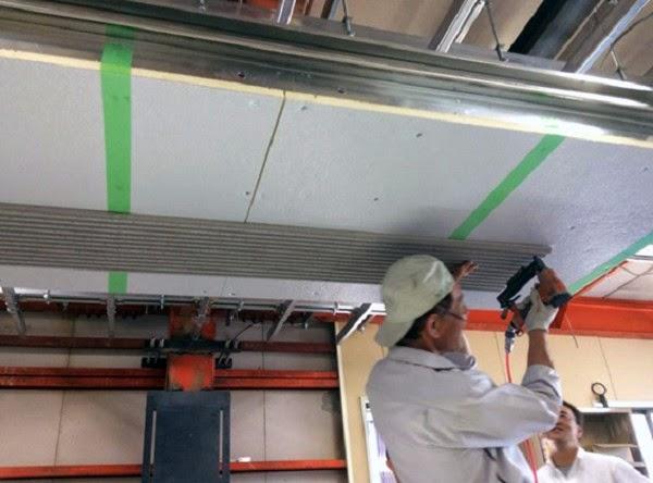 【素材NOW】新たな天井下地材登場! 軽さと加工の容易さに熱視線 三菱樹脂 ~ 建設通信新聞の公式記事ブログ