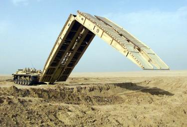 M60A1-Launched Bridge