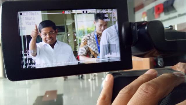 KPK Periksa Mensos Idrus Marham Terkait Kasus Suap Bakamla