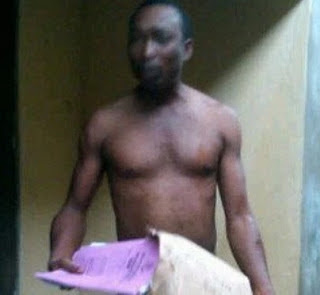delsu lecturer caught naked student hotel