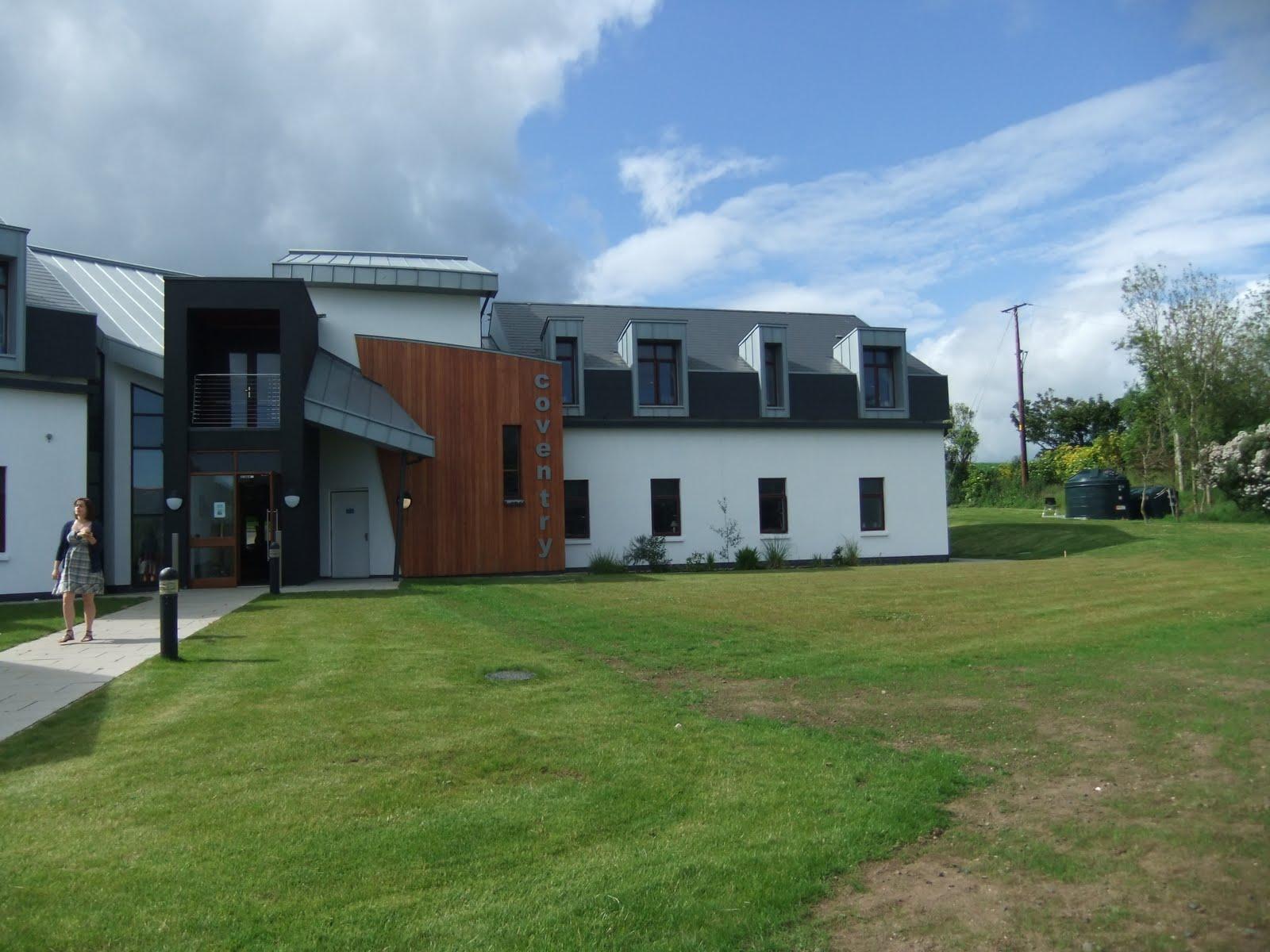 Corrymeela Centre, Ballycastle.