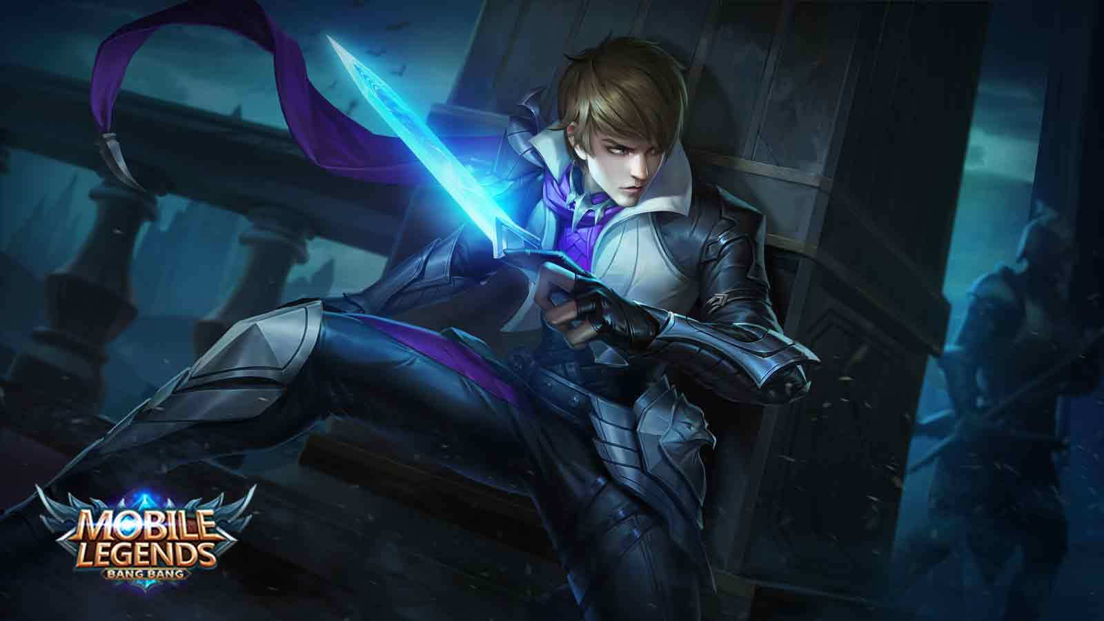 Alucard Child Of The Fall Wallpaper Hd Gusion Gossen Mobile Legends Wallpapers