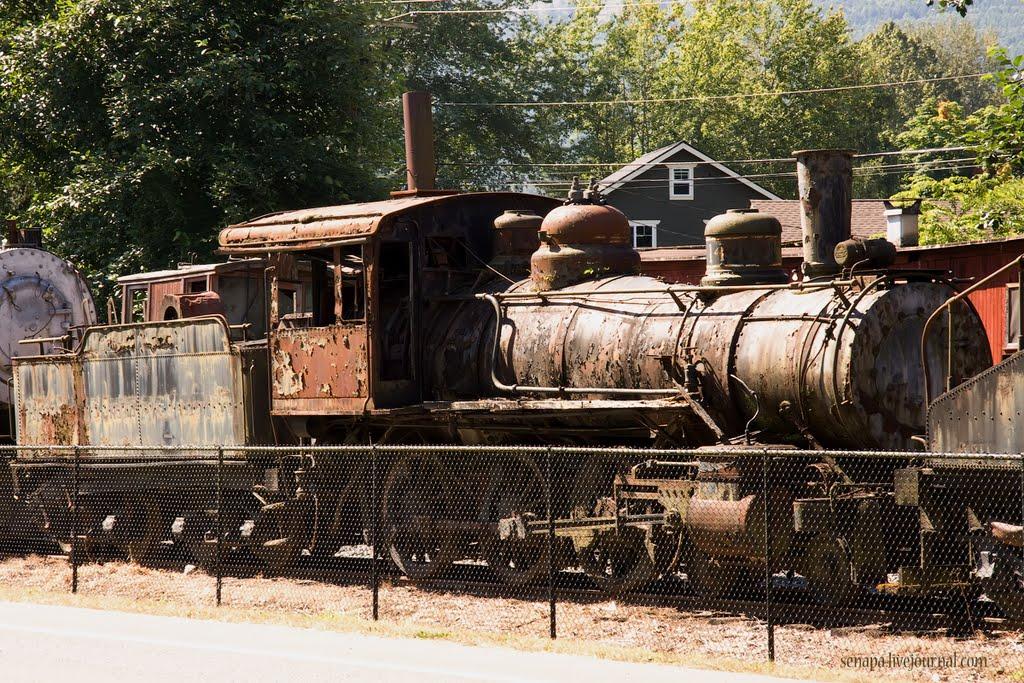 Steam Clean Car Interior >> Loving Washington State: Northwest Railway Museum ...