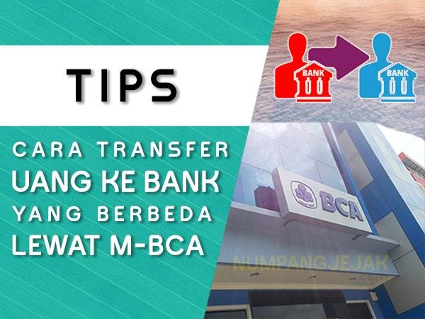 cara transfer uang dari bca ke bank lain lewat m-banking
