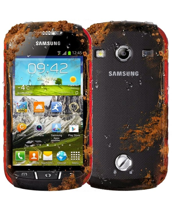 Samsung S7710 Galaxy Xcover 2 Handphone Outdoor Murah Sonim