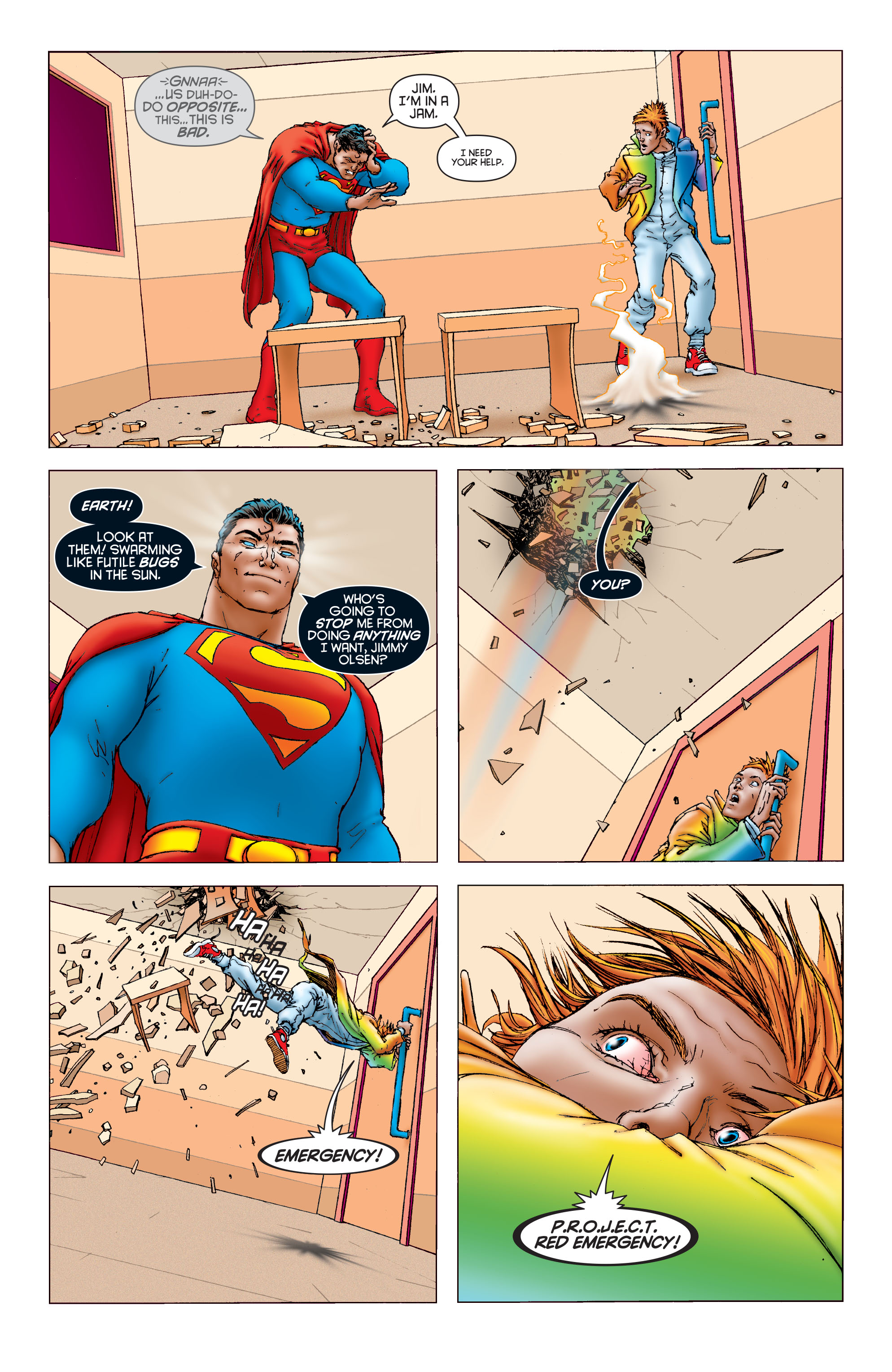 Read online All Star Superman comic -  Issue #4 - 13
