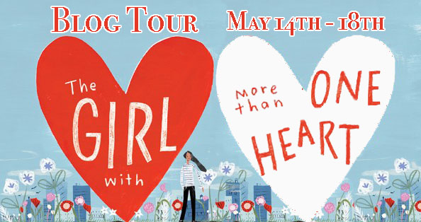 {Guest Post+Giveaway} The Girl with More Than One Heart by Laura Geringer Bass