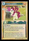 My Little Pony Cherry Jubilee GenCon CCG Card