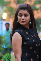 Actress Yamini Bhaskar in a Tight Black Sleeveless Dress ~  Exclusive 04.JPG