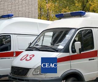 Titulación necesaria para ser conductor de ambulancias