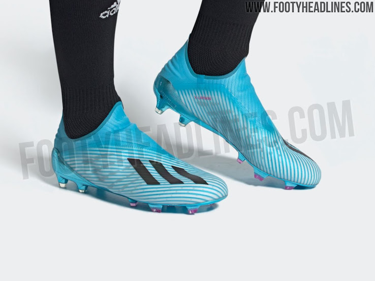 Best Adidas X 19+ 'Hard Wired Pack' Boots Leaked Official
