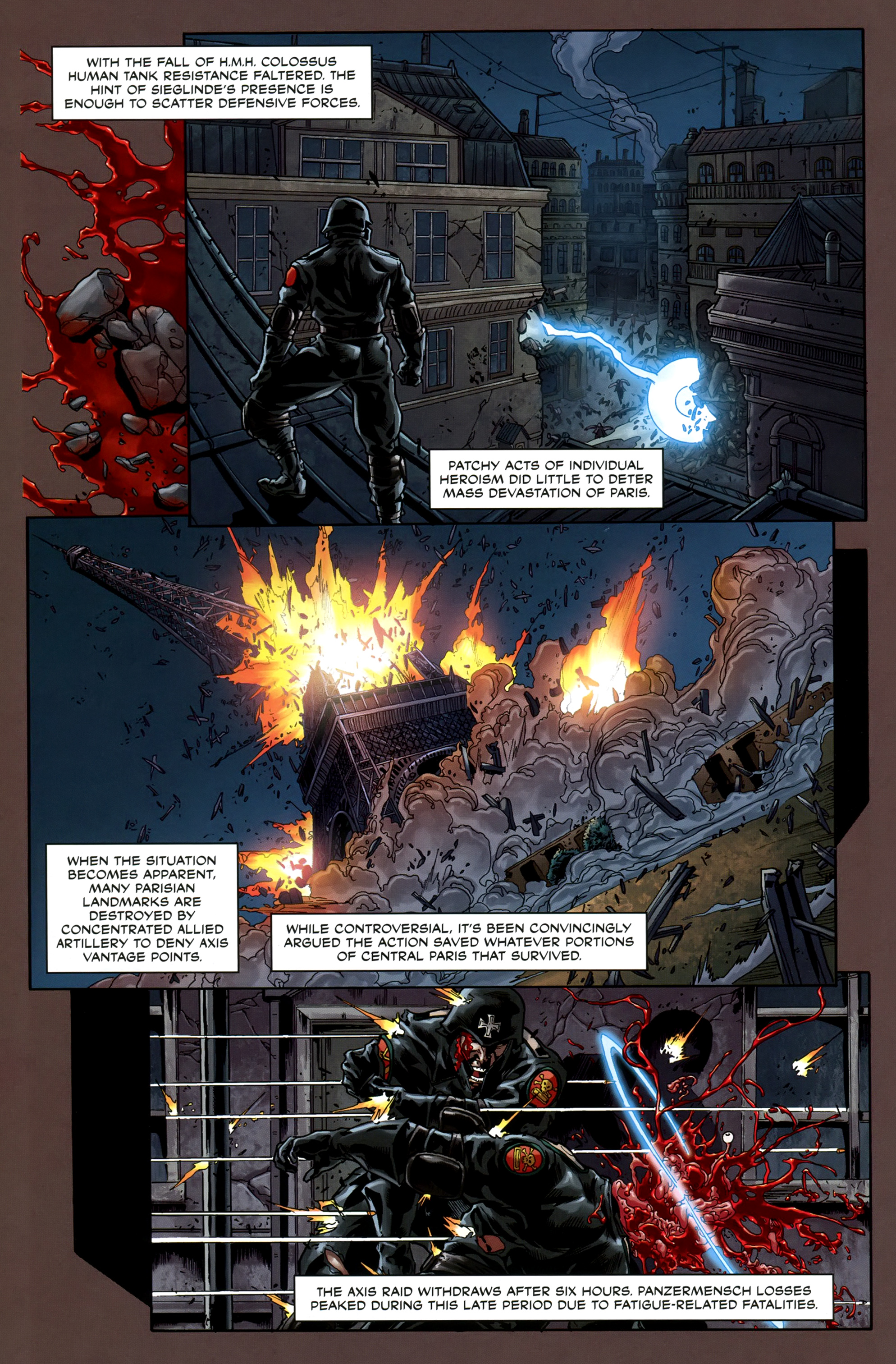 Read online Uber comic -  Issue #5 - 25