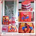 PSMT099A Sarung Anak Gambar Spiderman Merah BMG
