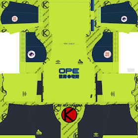 Huddersfield 2018/19 Kit - Dream League Soccer Kits
